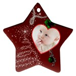 Christmas Collection  - Ornament (Star)