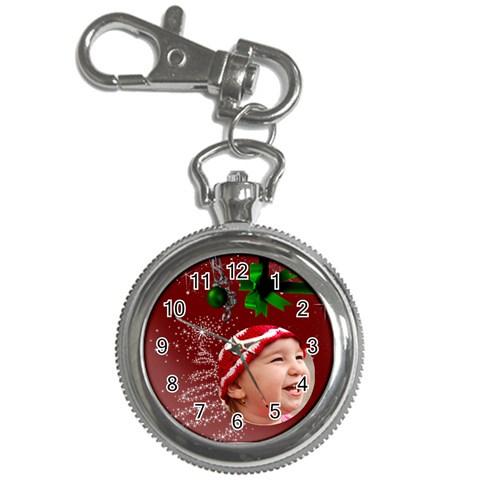 Christmas Collection  By Picklestar Scraps   Key Chain Watch   R2z9jdotrjh6   Www Artscow Com Front