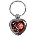 Christmas Collection  - Key Chain (Heart)