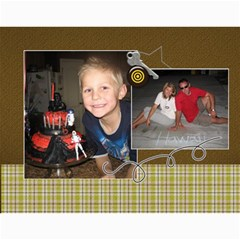 Layne 2012 By Laurie   Wall Calendar 11  X 8 5  (12 Months)   2npcspad85q6   Www Artscow Com Month