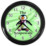 Our Clock - Wall Clock (Black)