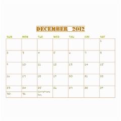 L By Christine   Wall Calendar 8 5  X 6    Epein1az8oij   Www Artscow Com Dec 2012