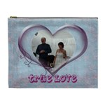 True Love Extra Large Cosmetic Bag - Cosmetic Bag (XL)