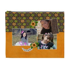 Xl Cosmetic Bag: Cherished 3 By Jennyl   Cosmetic Bag (xl)   A4rdn17t0xxn   Www Artscow Com Front
