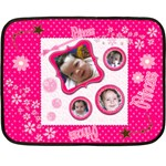 Little Princess - Mini Fleece Blanket - Fleece Blanket (Mini)