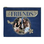 Friends XL Cosmetic Bag - Cosmetic Bag (XL)