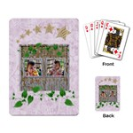 flirty2_card - Playing Cards Single Design