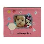XL Cosmetic Bag: Cute Kid - Cosmetic Bag (XL)