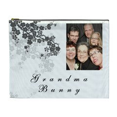 Grandma Bunny By Mary Clayton   Cosmetic Bag (xl)   7wryaqm0hbx2   Www Artscow Com Front