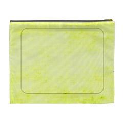 Spring Fling Extra Large Cosmetic Bag By Catvinnat   Cosmetic Bag (xl)   Qgieoowyyzl1   Www Artscow Com Back