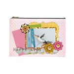 beauty flower kids123 - Cosmetic Bag (Large)