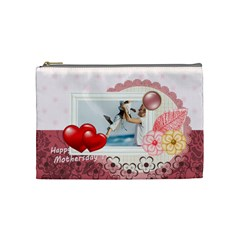 Beauty Flower Kids By Joely   Cosmetic Bag (medium)   Xfx1r6krbr92   Www Artscow Com Front