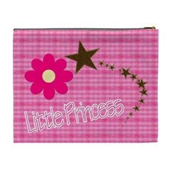 Little Princess   Cosmetic Bag (xl) By Picklestar Scraps   Cosmetic Bag (xl)   Ebpgsqt5witi   Www Artscow Com Back