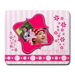 Little Princess - Large Mousepad