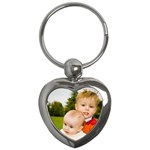 Larissa s gift - Key Chain (Heart)