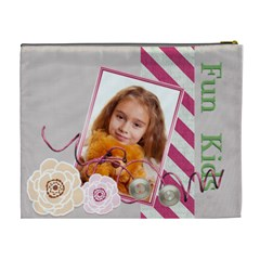 Kids By Joely   Cosmetic Bag (xl)   Wbc6j7g2a2a2   Www Artscow Com Back