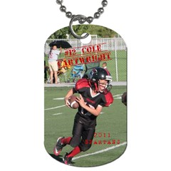Cartwright 12 By Tammy   Dog Tag (two Sides)   C9uleghf24tl   Www Artscow Com Back