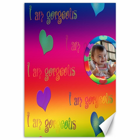 Allaboutlove2 Canvas18x12 By Kdesigns   Canvas 12  X 18    K0f60adfje8r   Www Artscow Com 18 x12 Canvas - 1