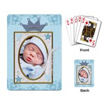Prince Playing Cards - Playing Cards Single Design