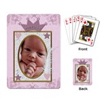 Princess Playing Cards - Playing Cards Single Design