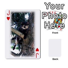 Jack Grandpa Family Cards By Ashley   Playing Cards 54 Designs   Qfq2ghmecupy   Www Artscow Com Front - HeartJ
