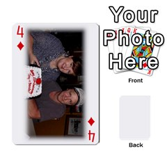 Grandpa Family Cards By Ashley   Playing Cards 54 Designs   Qfq2ghmecupy   Www Artscow Com Front - Diamond4