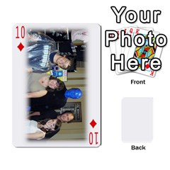 Grandpa Family Cards By Ashley   Playing Cards 54 Designs   Qfq2ghmecupy   Www Artscow Com Front - Diamond10