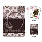 you  - Playing Cards Single Design