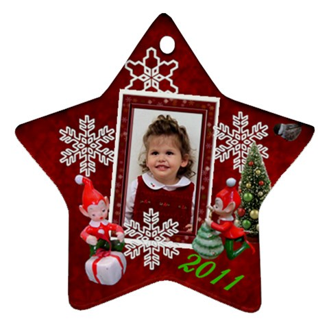 Wynter Ornament By Mstinak   Ornament (star)   Ovce4rmatbi3   Www Artscow Com Front