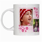 Little Princess - White Mug #2