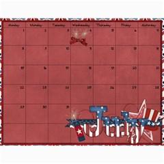 Gambell Family 2012 Calendar By Shanell   Wall Calendar 11  X 8 5  (12 Months)   4rp9v1vg3xnp   Www Artscow Com Jul 2012