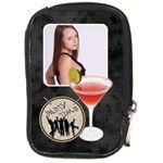 Party Time Compact Camera Leather Case