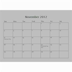 2012 Full Photo   All Sage By Jody Odette   Wall Calendar 8 5  X 6    X9gj1nis7j7x   Www Artscow Com Nov 2012