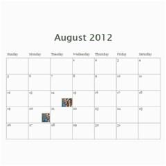 2011 Mine By Nancy   Wall Calendar 11  X 8 5  (12 Months)   7lzdl6tx6gh2   Www Artscow Com Aug 2012
