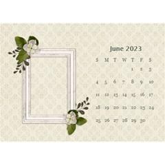 Desktop Calendar 8 5  X 6 : Our Family By Jennyl   Desktop Calendar 8 5  X 6    Lg6y63aobfxj   Www Artscow Com Jun 2016