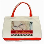christmas  - Classic Tote Bag (Red)