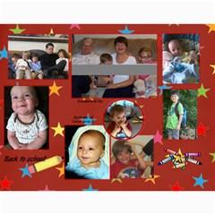 2012 Calendar By Linda   Wall Calendar 11  X 8 5  (12 Months)   4u3wyx67pzdf   Www Artscow Com Month
