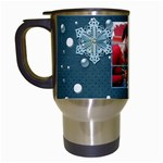 Sparkling With Love Mug - Travel Mug (White)