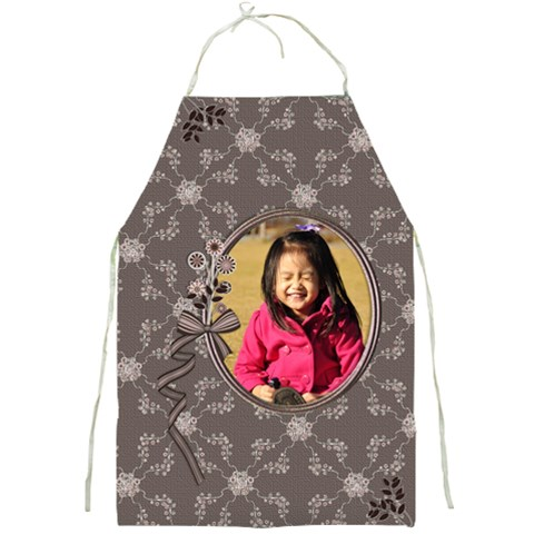 Full Print Apron By Angel   Full Print Apron   Rukdw51e58r2   Www Artscow Com Front
