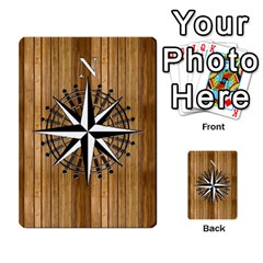 Jellydrifters1 By Pierre   Multi Purpose Cards (rectangle)   Ij0v9z2zgpad   Www Artscow Com Back 2