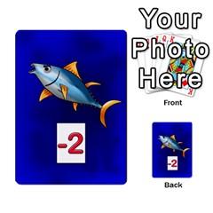Jellydrifters1 By Pierre   Multi Purpose Cards (rectangle)   Ij0v9z2zgpad   Www Artscow Com Front 28