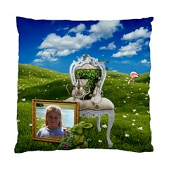 Cushion Case Outdoor Family  By Kellie Simpson   Standard Cushion Case (two Sides)   Dl8bec8zf5xf   Www Artscow Com Back