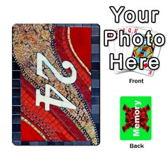 Memory By Peter Cobcroft   Playing Cards 54 Designs   Ike3wcqsj6q2   Www Artscow Com Front - Joker1