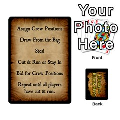 2011 Curse Of The Black Spot By Steve Sisk   Playing Cards 54 Designs   Z5c543i0gjcp   Www Artscow Com Front - Heart6