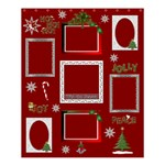 Christmas Shower Curtain (60x72) - Shower Curtain 60  x 72  (Medium)