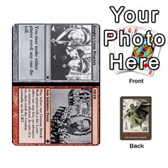 No Retreat! The Russian Front By Dubois   Playing Cards 54 Designs   1vdyocjuu12i   Www Artscow Com Front - Heart4