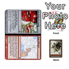 No Retreat! The Russian Front By Dubois   Playing Cards 54 Designs   1vdyocjuu12i   Www Artscow Com Front - Heart8