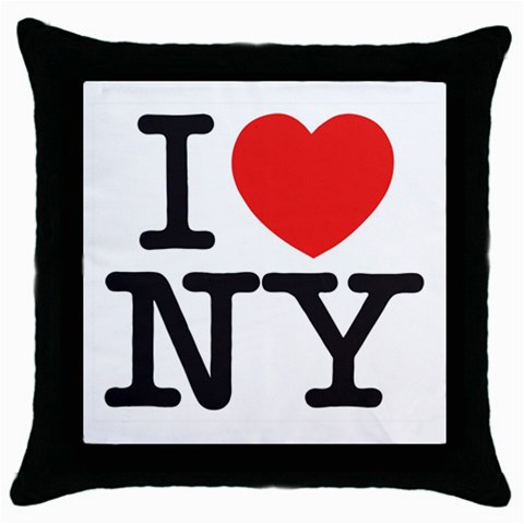 By Bobbie   Throw Pillow Case (black)   U03yhmxjr64l   Www Artscow Com Front