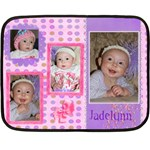 jadelynn - Fleece Blanket (Mini)