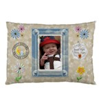 Sweet Dreams Boy Pillow Case (1 Sided)